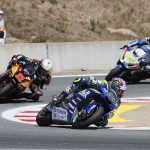 Mixed Day for JD Pulling Double Duty at Laguna Seca