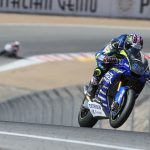 JD Beach Fights on for a Good Showing on Day Two at Laguna Seca