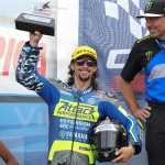 JD Leaves New Jersey with a Pair of Podiums
