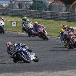 JD Beach Bounces Back with Podium Finish at NJMP