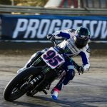 JD takes podium at 2021 American Flat Track opener