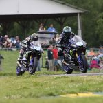JD takes fourth consecutive podium in Virginia International Raceway race 1
