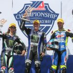 Second Sonoma Raceway weekend podium for JD