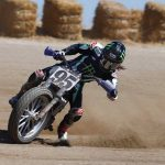 JD Ready To Race The Blue Groove At The American Flat Track Finals This Weekend