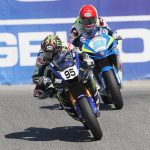 JD takes the win at Laguna Seca
