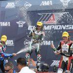 JD takes double win in Utah race weekend