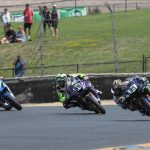 JD takes the win in Supersport Race 1 at Sonoma Raceway